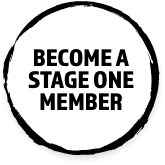 BECOME A STAGE ONE MEMBER